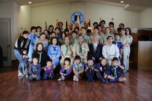 40周年記念式典(2013年11月23日)、